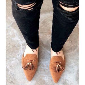 Shoes - 🆕 Sadie Oxford Mule